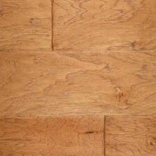 "<strong>LM Flooring</strong> Gevaldo 5"" Engineered Hickory Flooring in Hearth"