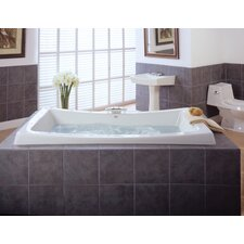 "Allusion 66"" x 36"" Whirlpool Tub"