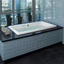"Acero 72"" x 42"" Salon Spa"