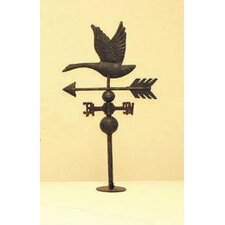 Wind Goose in Flight Weathervane