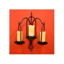 <strong>Creative Creations</strong> Andranik Triple Wall Sconce