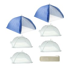 <strong>Mr. Bar-B-Q</strong> Cabana Style Food Tent Kit (Set of 7)