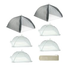 Cabana Style Food Tent KitSet of 7)