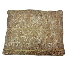 Rectangle Hay Dog Pillow