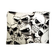 Skulls Pet Throw