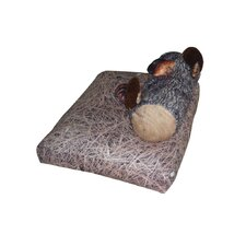 Squirrel Dog Bed and Toys Set