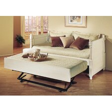 <strong>Alligator</strong> Monterey French Daybed with Pop-up Trundle