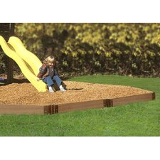 Small Landscape Playground Border Kit