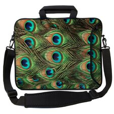 Executive Sleeves Peacock PC Laptop Bag