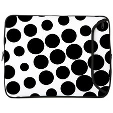 Polka Dots Designer PC Sleeve