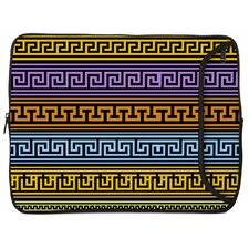 Greek Patterns Designer PC Sleeve