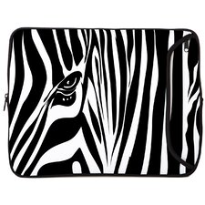 Zebra Eye Designer PC Sleeve