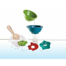 Preschool 6 Piece Water Landing Net Play Set
