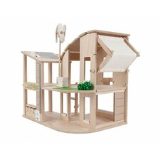Green Dollhouse