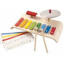 Preschool Musical Play Set