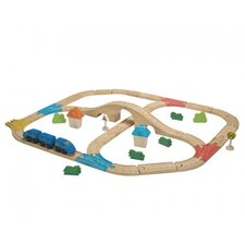 City 49 Piece Railway Play Set