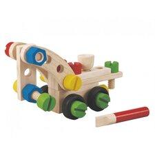 Preschool 30 Piece Construction Play Set
