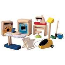 10 Piece Household Accessories Play Set