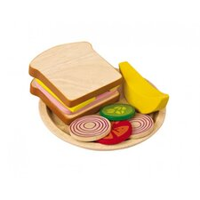 Activity 10 Piece Sandwich Meal Play Set