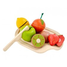 Activity 7 Piece Fruits Play Set