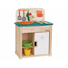 Activity 2 Piece Sink and Fridge Play Set