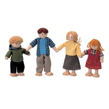 <strong>Plan Toys</strong> Dollhouse Doll Family