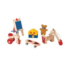Dollhouse Fun Toys Set