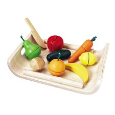 Large Scale Assorted Fruit and Vegetable Set