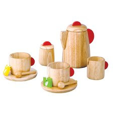 <strong>Plan Toys</strong> Large Scale Tea Set