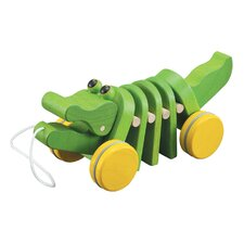 <strong>Plan Toys</strong> Preschool Dancing Alligator