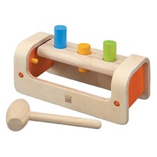 <strong>Plan Toys</strong> Preschool Pounding Bench