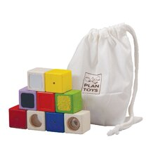 <strong>Plan Toys</strong> Preschool Activity Block Set