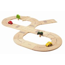 City Standard Road System Play Set