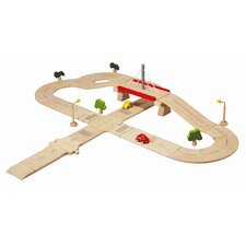 City Deluxe Road System Play Set