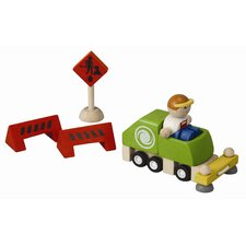 City Street Cleaner Play Set