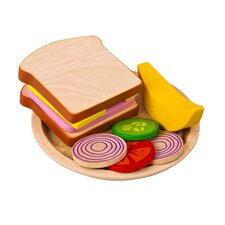<strong>Plan Toys</strong> Sandwich Meal Set