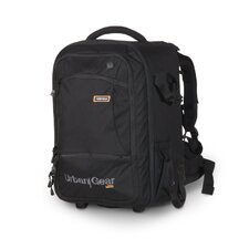 Urban Gear X Large Urban Style Rolling Backpack