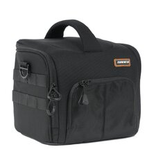 Correspondent Series C-500 Small Shoulder Bag in Black