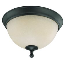 <strong>Nuvo Lighting</strong> Bella Flush Mount