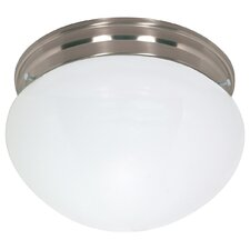<strong>Nuvo Lighting</strong> Energy Star 2 Light Flush Mount