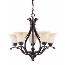 Anastasia 6 Light Chandelier