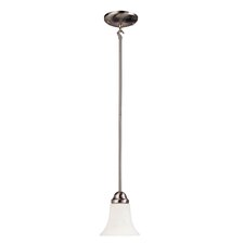 <strong>Nuvo Lighting</strong> Dupont 1 Light Mini Pendant