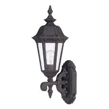<strong>Nuvo Lighting</strong> Cortland 1 Light Wall Lantern