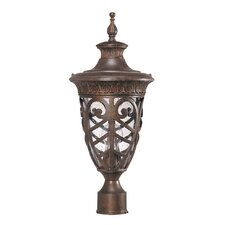 Aston 1 Light Post Lantern