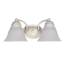Empire 2 Light Vanity Light