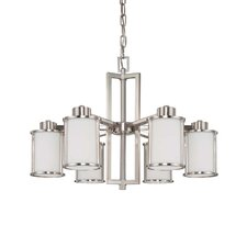 Odeon 6 Light Chandelier