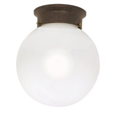 <strong>Nuvo Lighting</strong> Semi Flush Mount