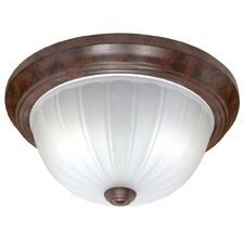 <strong>Nuvo Lighting</strong> Flush Mount