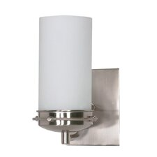 <strong>Nuvo Lighting</strong> Polaris 1 Light Wall Sconce