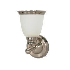 <strong>Nuvo Lighting</strong> Palladium 1 Light Wall Sconce